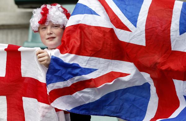 Geen land kan **zó mooi** worden uitgeschakeld als Engeland