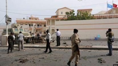 Gewapende mannen bestormen hotel in Mogadishu: zeker vijf doden