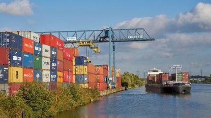 Van Moer Logistics trekt kaart van binnenvaart