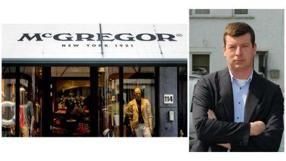 Koper winkels McGregor en Gaastra is West-Vlaamse taximagnaat