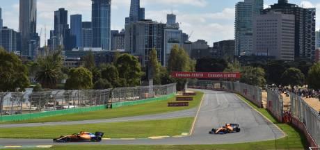 Le GP d'Australie à Melbourne au moins jusqu'en 2025