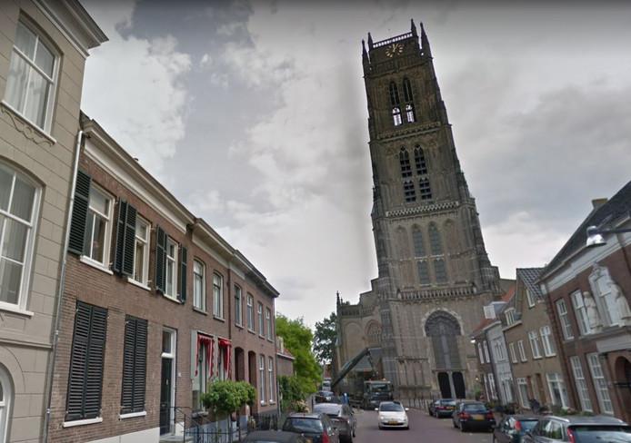 De Grote of Sint-Maartenskerk in Zaltbommel.