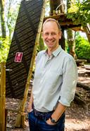 Algemeen directeur van Fun Forest David Balhuizen.