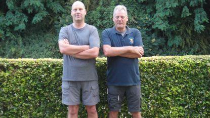 Ronan (67) en Stefan (52) op bedevaart om bewoners zwaar getroffen rusthuizen te steunen