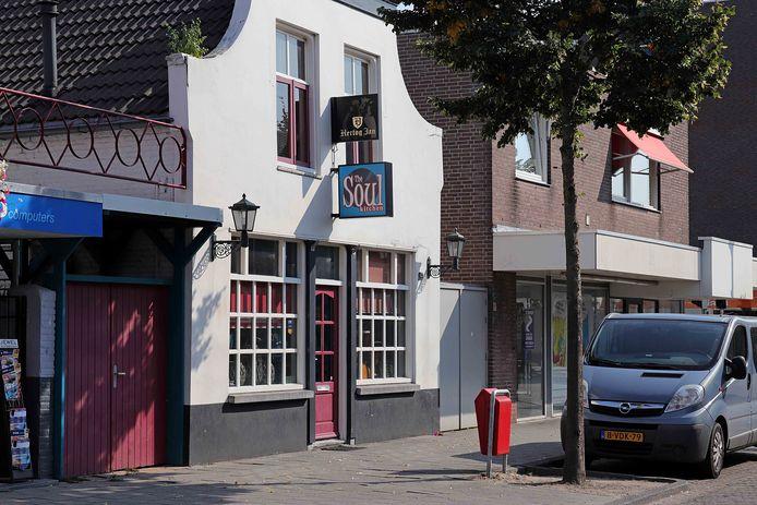 Café The Soul Kitchen in Waalwijk.