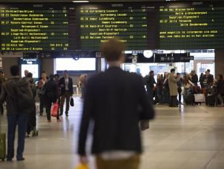 Moeizame avondspits op het spoor: 38 procent van de treinen afgeschaft