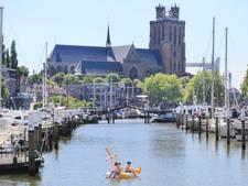 Den Bosch is nog maar een waterstadje