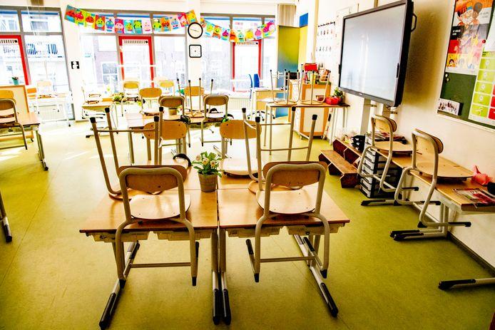 Kinderen uit Kamper gezinnen waar de spanningen door schoolsluitingen te hoog oplopen kunnen nu ook naar de noodopvang.