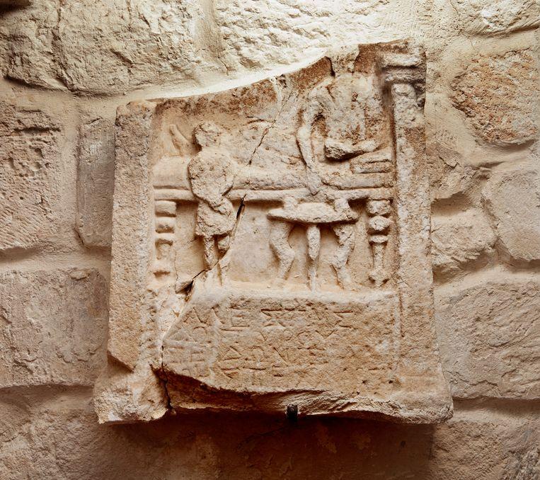 Grafstenen van Zakynthos Beeld Eddo Hartmann