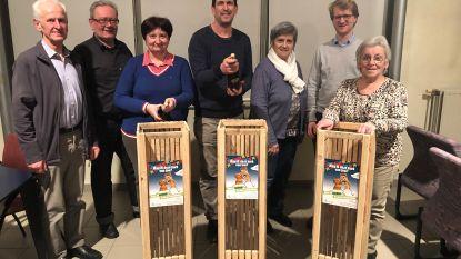 Drie kurkinzamelboxen in Wingene dankzij Beweging.net