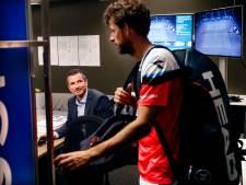 Haase gaat vandaag op jacht naar eerste ATP-zege in bijna half jaar