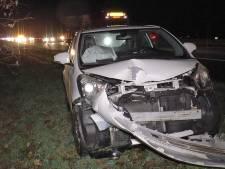 Lichtgewonde door ongeval op A28 tussen Staphorst en Zuidwolde