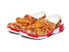 Les nouvelles Crocs KFC sold-out en une demi-heure seulement