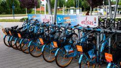Vlaamse steden eisen garanties van NMBS voor deelfietsproject