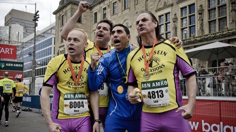 Beeld uit De marathon (Diederick Koopal, 2012). Beeld