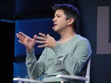 'Topman Uber stapt onder grote druk op'