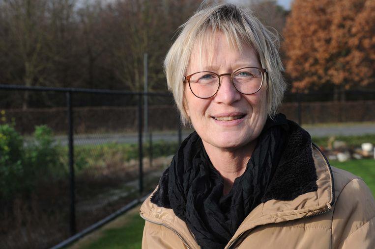 Gerda Van den Brande is de eerste vrouwelijke burgemeester van Meise.