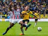 Willem II schrikt niet meer van blessurelijst