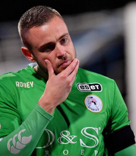 Voormalig Sparta-doelman Kortsmit vindt onderdak bij Almere City