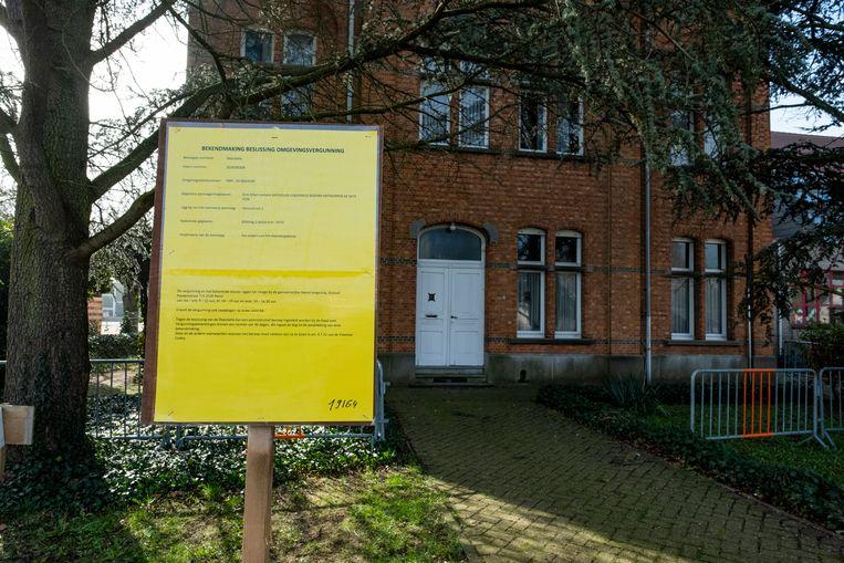 Bekendmaking van omgevingsvergunning voor het slopen van het kloostergebouw aan Venusstraat 5.