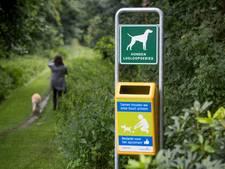 Geen rennende honden voor eigen voordeur in Borne