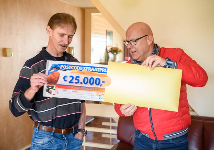Herman uit Enschede wint 25.000 euro en een BMW