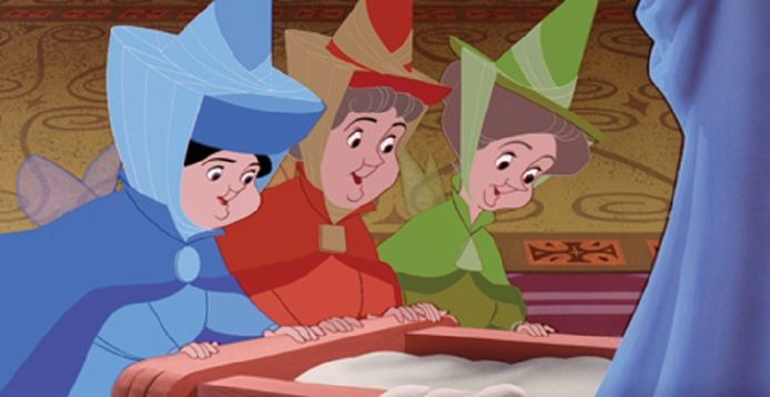 Doornroosje is het beroemdste voorbeeld van 'meerdere meters': het prinsesje kreeg er maar liefst drie!