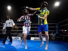 VIDEO: RKC-Willem II in de ring: stevig uitdelen en incasseren tijdens Leeuwen van de Langstraat