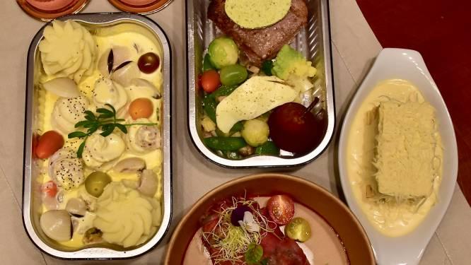 Lekker lokaal takeaway: pure smaken maken van restaurant Retro ook in coronatijden een aanrader