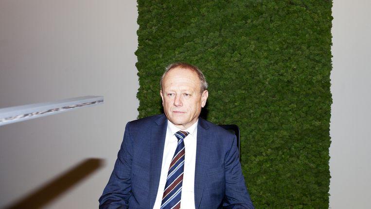 Burgemeester Boelhouwer van Gilze en Rijen: 'Ik ga ervan uit dat ze zich wel drie keer bedenken voordat ze een bestuurder aanpakken.' Beeld null