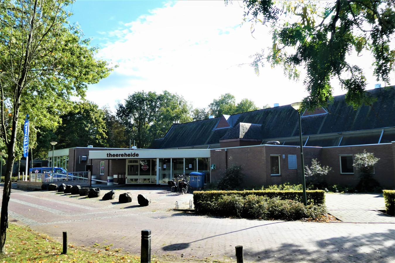 Sporthal Theereheide in de gelijknamige wijk in Sint-Michielsgestel staat op de nominatie om gesloopt te worden.