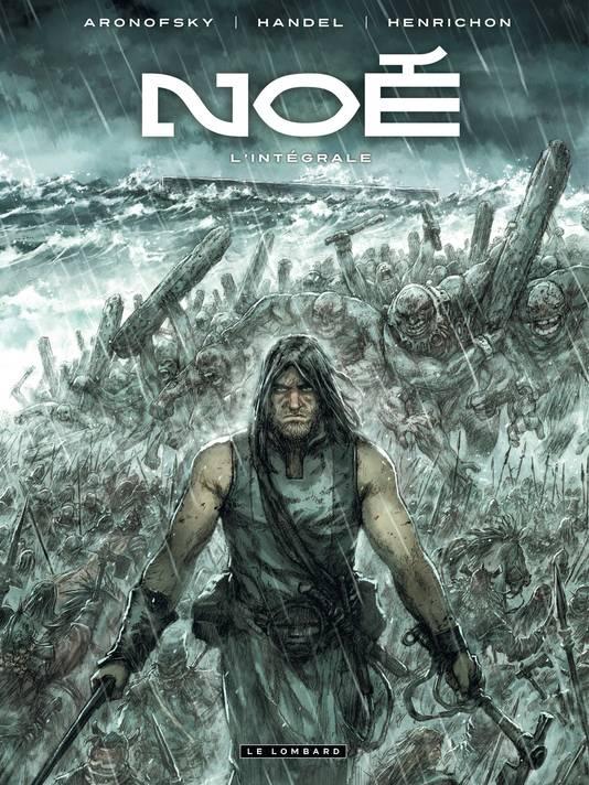 """Noé"" de Darren Aronofsky en BD."