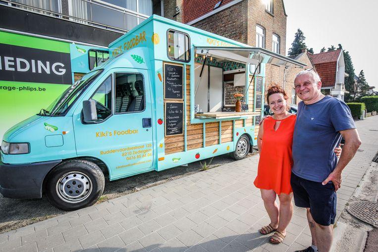 Zedelgem Kiki's foodbar: Niki en Geert Vanhee