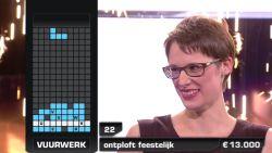 Héél straf: Elise wint de superfinale van 'Blokken'