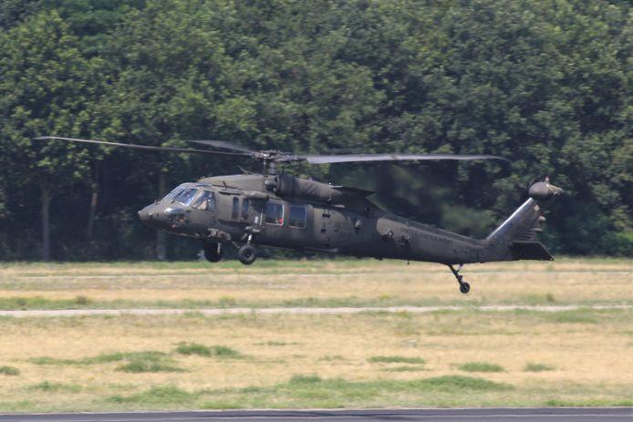 Vanaf begin juli maken de helikopters in groepjes hun terugkeer.
