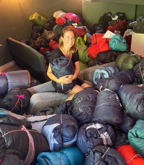 15.000 slaapzakken voor vluchtelingen Moria, maar niet iedereen staat te springen