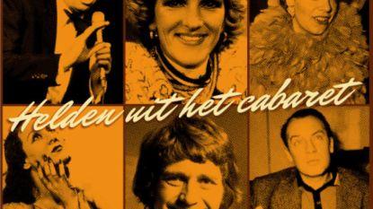 Ann Nelissen en Nele Goossen gaan op zoek naar hun 'helden uit het cabaret'  in De Route