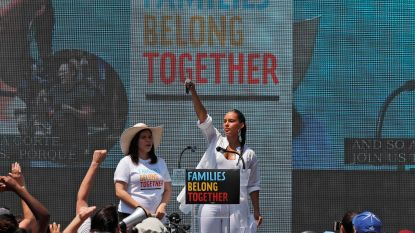 Amerikanen op straat uit protest tegen migratiebeleid Trump: 2.000 van de 2.300 kinderen nog niet herenigd met ouders