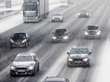 Rijkswaterstaat rekent op rustige ochtendspits na 'sneeuwgeweld' van gisteren