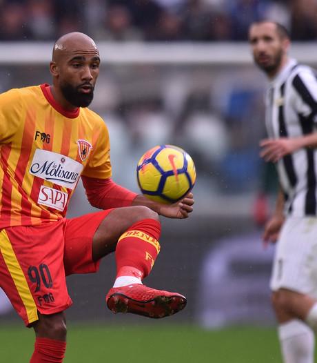 Oud-Heraclied Armenteros scoort zijn eerste goal in Serie A