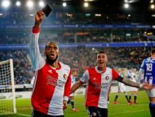Fer leidt Feyenoord op emotionele avond naar halve finale