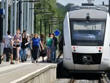 Treinen tussen Oldenzaal en Hengelo rijden dit weekend weer