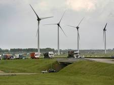 Tegenstanders windmolens roeren zich
