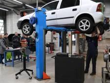 Open dag bij Curio, een technische opleiding biedt garantie op een baan
