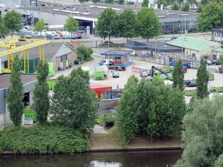 Afval wegbrengen in Amersfoort? Het wankele trapje is binnenkort verleden tijd
