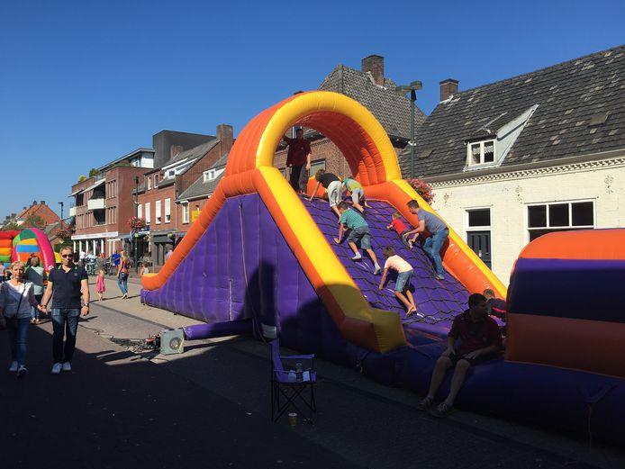 Kinderboulevard in Schijndel.