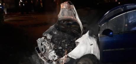 Politie zoekt tieners in verband met Nieuwegeinse autobranden