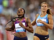 Geen duel Schippers-Thompson op 200 meter WK