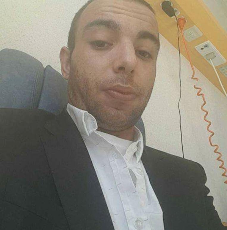 Irfan O. (36) deed zich op internet voor als 'Jonas Bruine.'