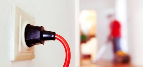 Honderden huishoudens Veenendaal hebben last van stroomstoring